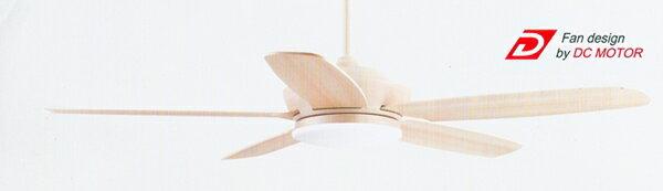 工業風系列★ 時尚簡約吊扇 56吋直流變頻 DC省電馬達 ★永旭照明DC77-668