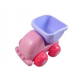 【淘氣寶寶】日本Toyroyal樂雅Flex系列沙灘戲水玩具-沙灘車2160(葡萄紫)