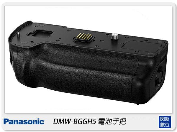 PanasonicGH5電池把手握把DMW-BGGH5(GH5專用,台松公司貨)