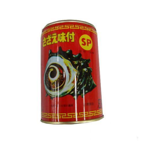 南海大粒螺肉罐頭420g【愛買】