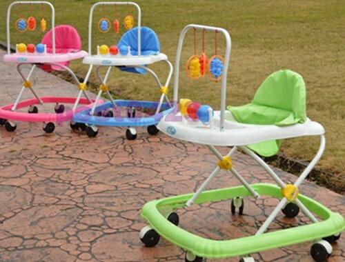 【小工人】新款螃蟹車 好孩子必備兒童滑步車 嬰兒學步車 寶寶多功能助步車