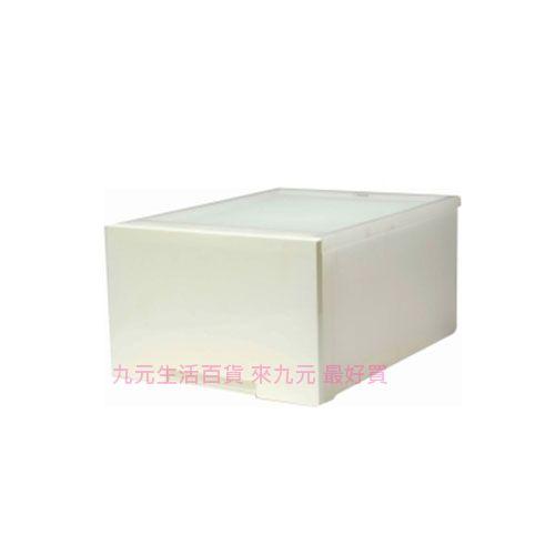 【九元生活百貨】聯府 LF-0051 抽屜整理箱(平板) 置物 收納 LF0051