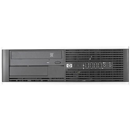 HP 8000 Elite Desktop Computer - Intel Core 2 Duo 3 GHz - 4 GB DDR3 SDRAM - 250 GB HDD - Windows 7 Professional 32-bit - Small Form Factor - Refurbished - DVD-Reader DVD-ROM 0