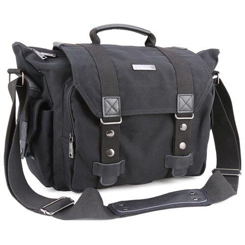 Slr Camera Bag Evecase Large Canvas Messenger Dslr Shoulder With Rain Cover