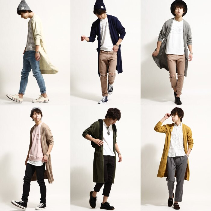 純棉開襟外套 8