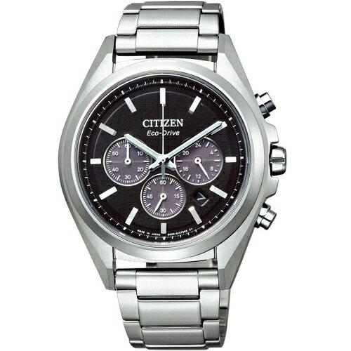 CITIZEN星辰光動能超級鈦計時手錶CA4390-55E