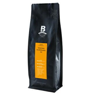 伯朗精品咖啡豆坦尚尼亞 吉力馬札羅 AA(250公克裝)
