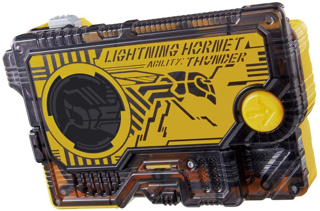 BANDAI 假面騎士ZERO-ONE DX Lightning Hornet 閃電黃蜂 程式昇華之鑰【預購】【星野日本玩具】