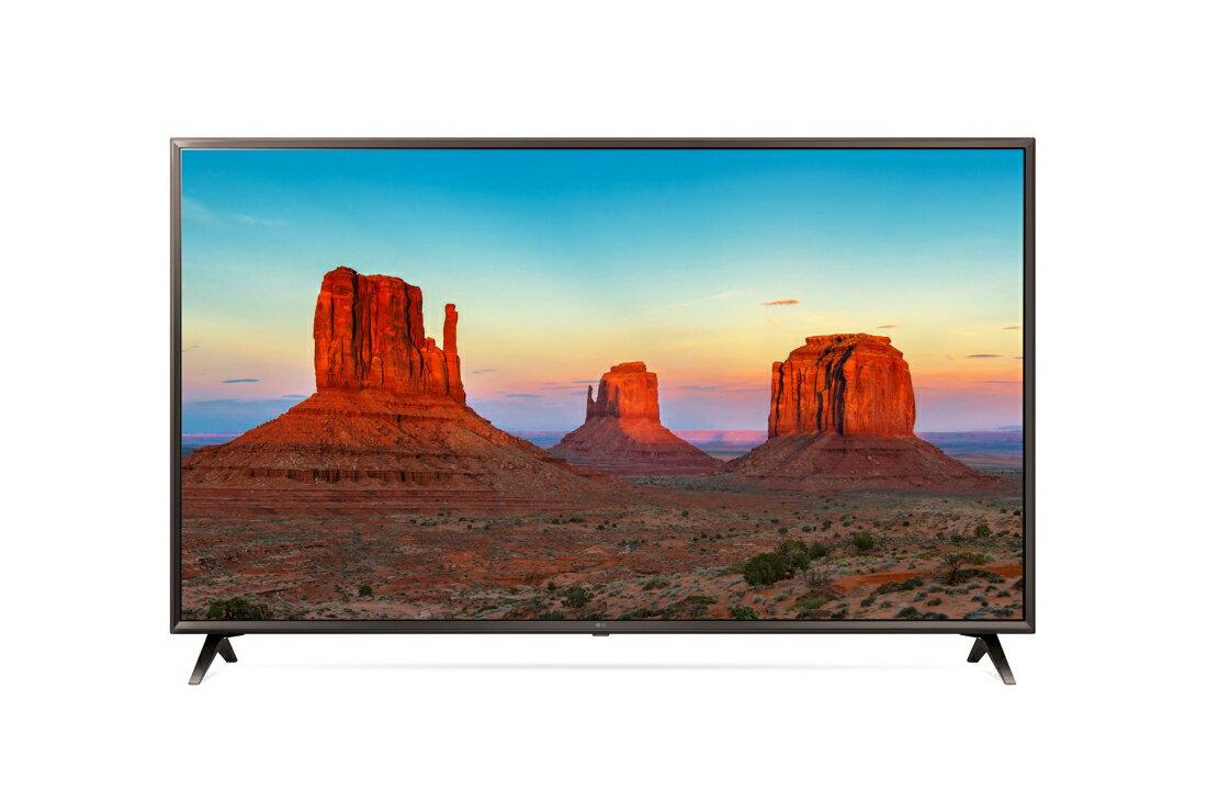 ***東洋數位家電*** LG 43型 UHD 4K IPS 硬板電視 43UK6320PWE