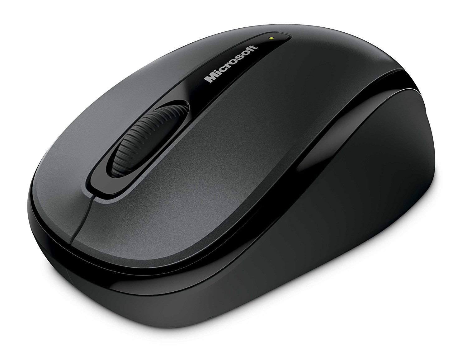 Microsoft Wireless Mobile Mouse 3500 - Loch Ness Gray GMF-00010 4