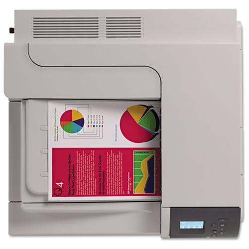 HP LaserJet CP4025n Color Laser Printer 3