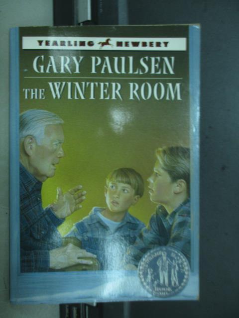 【書寶二手書T1/原文小說_MNH】The winter room_Gary paulsen