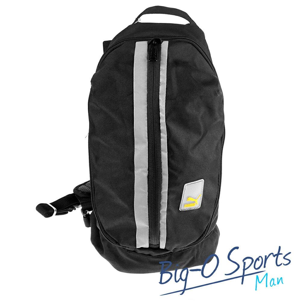 PUMA 彪馬 PUMA EVO BLAZE斜背式後背包(N) 07381401 Big-O Sports