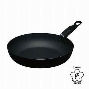 匠TAKUMI │ 岩紋單手煎盤鐵鍋16cm