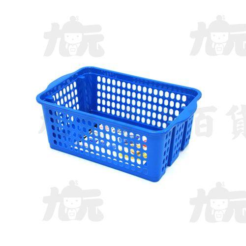 【九元生活百貨】聯府 P5-0068 美雅重疊籃-大 P50068
