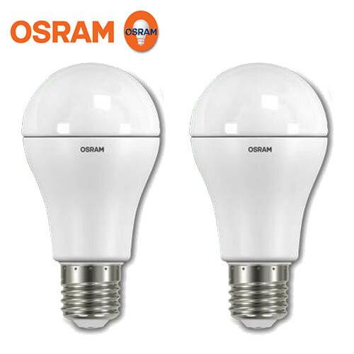 【2入】OSRAM 歐司朗 10.5W LED燈泡 晝光色【三井3C】