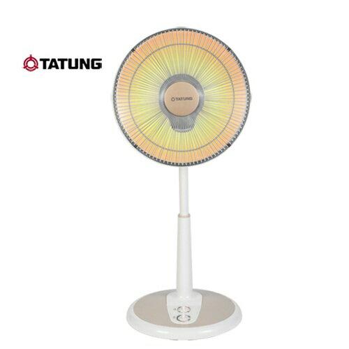 【TATUNG大同】14吋鹵素電暖器 TAH-14TA