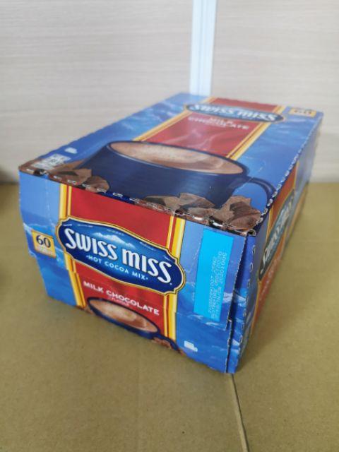 牛奶巧克力 Swiss Miss 即溶可可粉 28公克 60入 30入