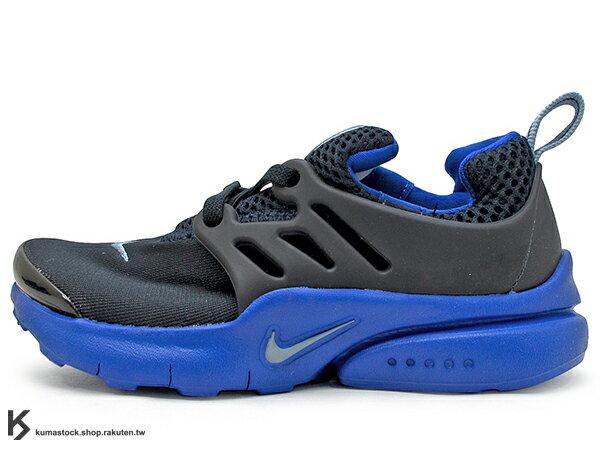 [16cm] 2016 台灣未發售 NSW 輕量舒適 NIKE LITTLE PRESTO TD BT 幼童鞋 BABY 鞋 黑藍 輕量好穿 (844767-400) !