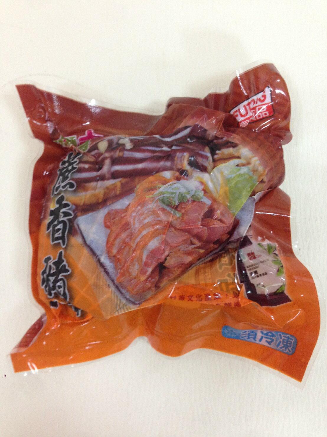 富統-蔗香豬腳