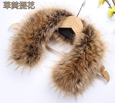 (預購) 新款短版仿狐狸 仿皮草 毛毛脖圍 披肩 毛毛圍巾