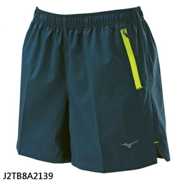 【登瑞體育】MIZUNO女款路跑運動短褲_J2TB8A2139