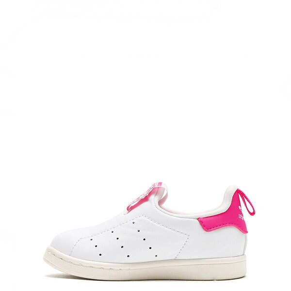 【EST O】Adidas Originals Stan Smith 360 I BA7122 史密斯 白桃紅 小童鞋 H0224