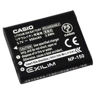 【CASIO】NP-150 原廠鋰電池(裸裝) TR50 / TR60 / TR70