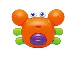 日本【ToyRoyal 樂雅】  洗澡玩具 -螃蟹