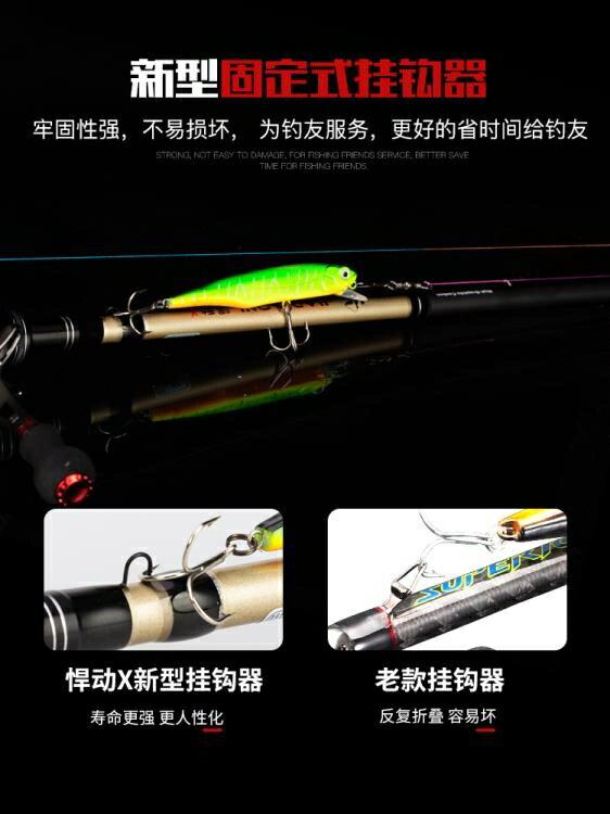 【全套】佳釣尼路亞竿水滴輪套裝雙竿稍碳素槍柄拋竿超硬釣魚竿海竿遠投桿