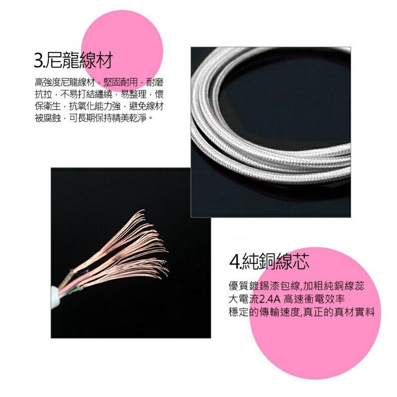 HANLIN-Get1 革命極速兩用手機充電線-安卓蘋果一頭搞定 (免轉接頭) 【風雅小舖】 5