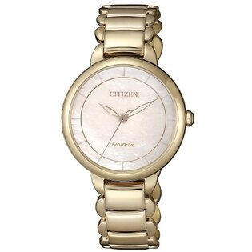 CITIZENL系列心動時刻光動能腕錶EM0673-83D