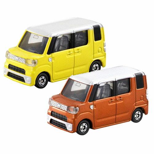 【奇買親子購物網】(058)【TOMICA多美小汽車】大發 DAIHATSU WAKE(普通款/初回限定款)