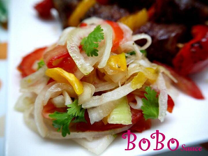 BOBO 食譜 - 泰式洋蔥醬菜