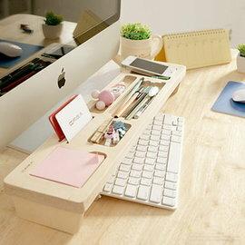 《C&B》華慕多功能鍵盤置物桌上架
