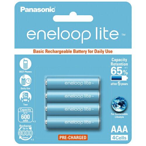 ENELOOPLITE充電池-4號(4入)【愛買】