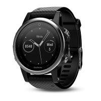 Garmin fēnix 5S Silver GPS Smart Watch w/Black Band Deals