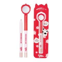 韓國colorbuckatmumu貓咪魔鏡超防水眼線筆0.5g三色可選【24006】