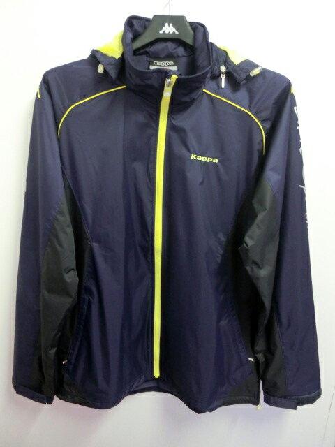 【登瑞體育】KAPPA 男生防水保暖外套 - C15611783