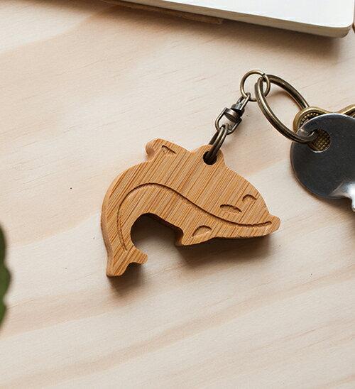 海豚 - 鑰匙圈