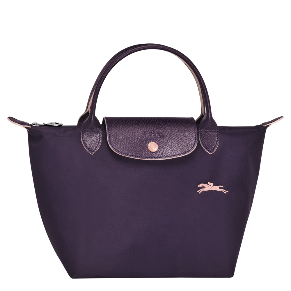 新版LONGCHAMP 1621 女士LE PLIAGE COLLECTION 系列織物小號手提單肩包購物袋 5