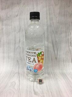 三得利水蜜桃風味水550ml瓶