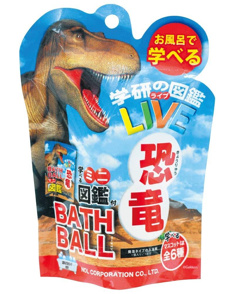 恐龍沐浴球,溫泉粉 / 沐浴球 / 入浴劑 / 泡澡球 / 洗澡球,X射線【C431961】 0