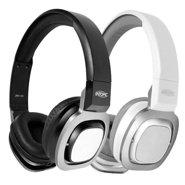 頭戴式耳機麥克風 JAZZ-539