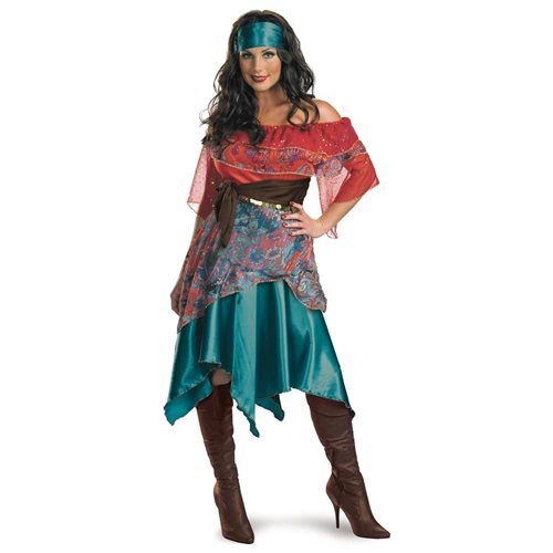 Bohemian Babe Adult Halloween Costume