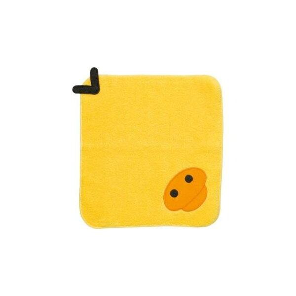 【真愛日本】14080600022純棉方巾-趣味部位小雞嘴SAN-X拉拉熊懶熊奶妹奶熊小毛巾小手帕方巾