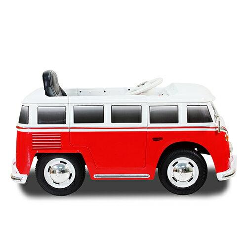 福斯Volkswagen電動麵包車(附遙控器)★衛立兒生活館★