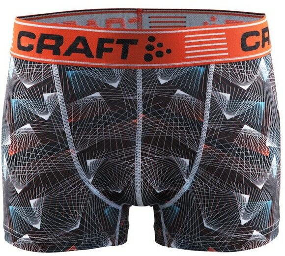 [ Craft ] 1904197 排汗四角內褲(男) Greatness Boxer M 彩印2098