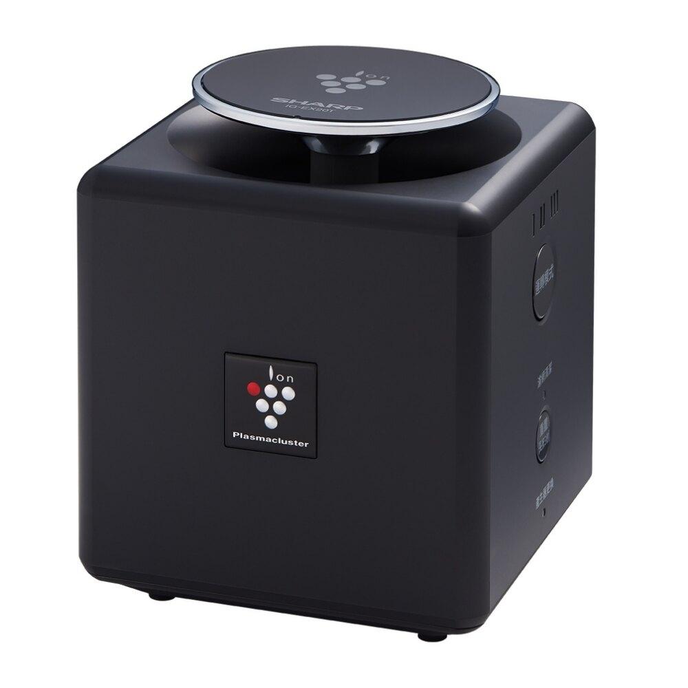 SHARP夏普自動除菌離子產生器 個人用清淨機 IG-EX20T  黑色