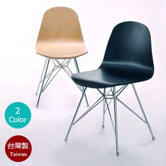 【迪瓦諾】洛克餐椅 / 雙色 / 桌椅 / 台灣製 - 限時優惠好康折扣